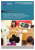 Essential Organizational Supports for Early Education: The Development of a New Survey Tool to Measure Organizational Conditions