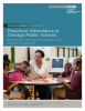 Preschool Attendance in Chicago Public Schools: Relationships with Learning Outcomes and Reasons for Absences: Research Summary