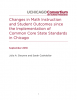 Changes in Math Instruction and Student Outcomes since the Implementation of Common Core State Standards in Chicago