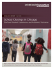 School Closings in Chicago: Staff and Student Experiences and Academic Outcomes