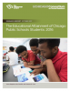 The Educational Attainment of Chicago Public Schools Students: 2016