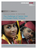 From High School to the Future: The Challenge of Senior Year in Chicago Public Schools