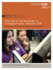 The Use of Technology in Chicago Public Schools 2011: Perspectives from Students, Teachers, and Principals