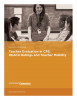 Teacher Evaluation in CPS: REACH Ratings and Teacher Mobility