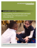 Supporting School Improvement: Early Findings from a Reexamination of the 5Essentials Survey