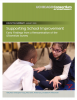 Supporting School Improvement: Executive Summary